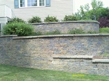 Retaining Wall by AAP Construction LLC