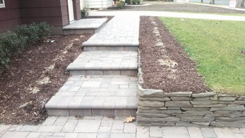 Walkway Construction by AAP Construction LLC