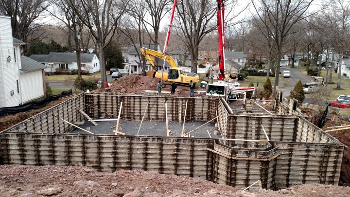 Concrete Foundation Construction