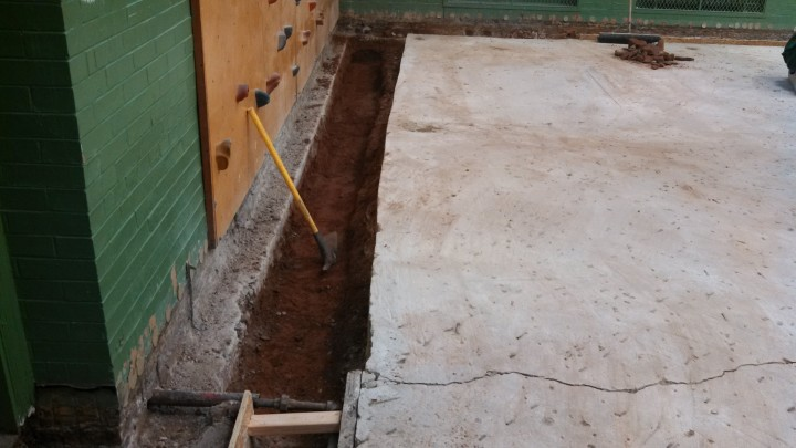 Waterproofing and Sump Pump Installation