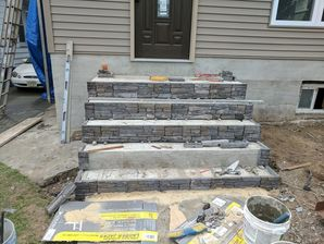 Before & After Steps in Kearny, NJ (4)