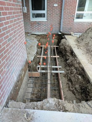 Repairing Foundation in Garfield, NJ (2)
