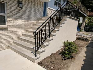 Before & After New Steps in Clifton, NJ (2)