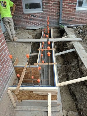 Repairing Foundation in Garfield, NJ (3)