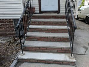 Steps in Clifton, NJ (2)