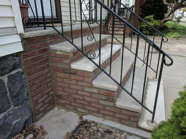 Steps in Clifton, NJ (3)