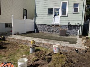 Patio Installation in Clifton, NJ (2)