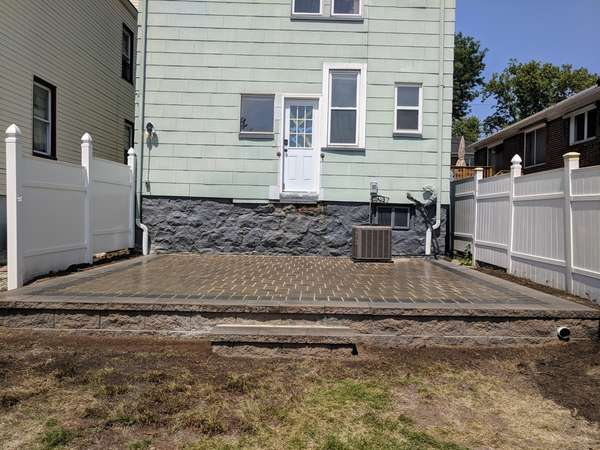 Patio Installation in Clifton, NJ (3)