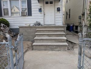 Before & After Stairs in Clifton, NJ (1)