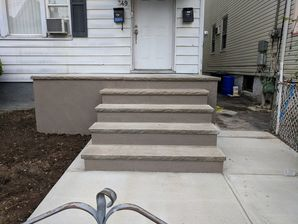 Before & After Stairs in Clifton, NJ (2)