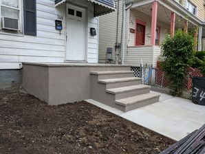 Before & After Stairs in Clifton, NJ (4)