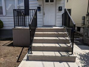 Before & After Stairs in Clifton, NJ (6)